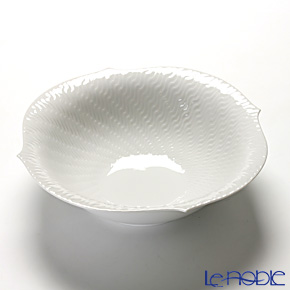 Play wave Meissen white 000000 / 29441 Bowl 27 cm