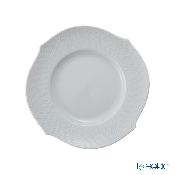 マイセン(Meissen) 波の戯れホワイト 000001/29470 プレート 19cm