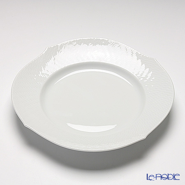 マイセン(Meissen) 波の戯れホワイト 000001/29472プレート 22.5cm