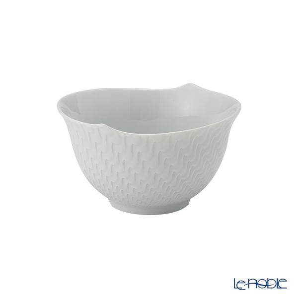 マイセン(Meissen) 波の戯れホワイト 000001/29620スモールカップ 4.9cm