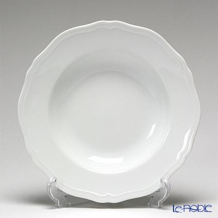 リチャードジノリ(Richard Ginori) アンティコ ホワイトスーププレート 24cm