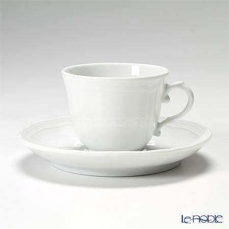 リチャードジノリ(Richard Ginori) アンティコ ホワイトコーヒーカップ&ソーサー