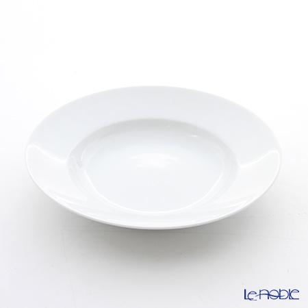 リチャードジノリ(Richard Ginori) インペロホワイト スーププレート 24.5cm