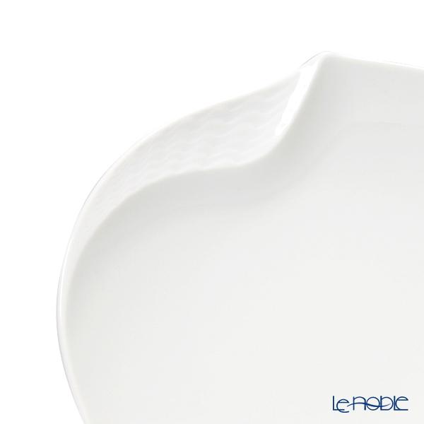 マイセン(Meissen) 波の戯れホワイト 000001/53576ファンシーディッシュ