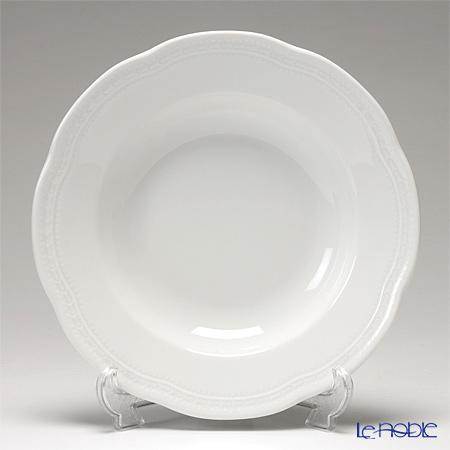 リチャードジノリ(Richard Ginori) ボンジョルノホワイトスーププレート 24cm