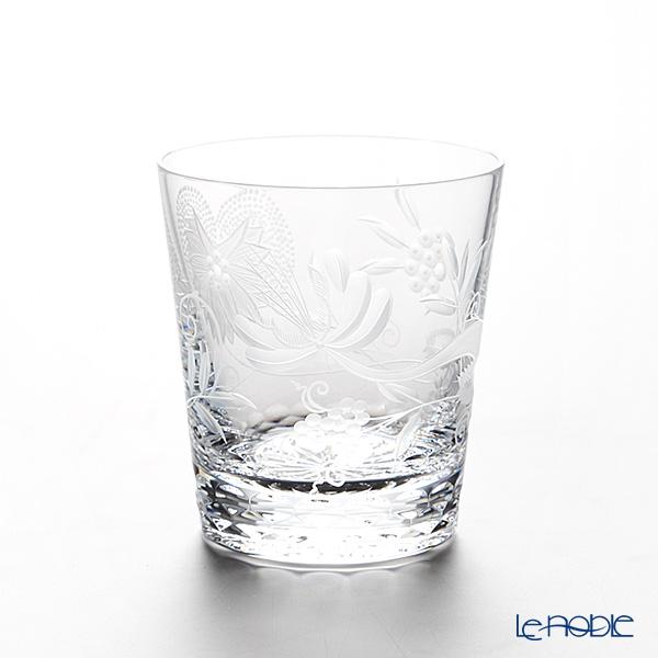 Meissen Crystal 'Blue Onion Rich' Clear OAR/1525/3263 Old Fashioned Glass 280ml