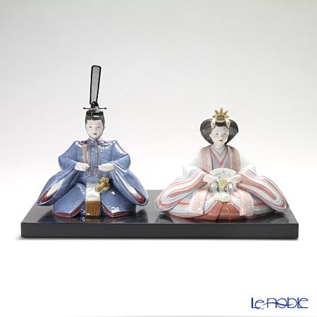 リヤドロ 雛人形 60周年記念モデル 01008624