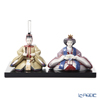 Lladro 'Hinamatsuri Dolls / Girls' Day Japan' 09373 Brown Emperor & Empress Figurine (set of 2)