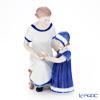 ロイヤルコペンハーゲン(Royal Copenhagen) フィギュリンエルスとママ(読み聞かせ) 18cm 1021668