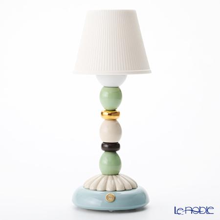 リヤドロ PALM FIREFLY LAMP (GOLDEN FALL) 23793(28×12cm)