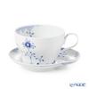 Royal Copenhagen 'Blue Elements' 2589086/1026453 Cup & Saucer 260ml