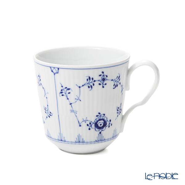 ロイヤルコペンハーゲン(Royal Copenhagen) ブルー フルーテッド プレイン マグカップ(M) 350ml 1101102/1017178