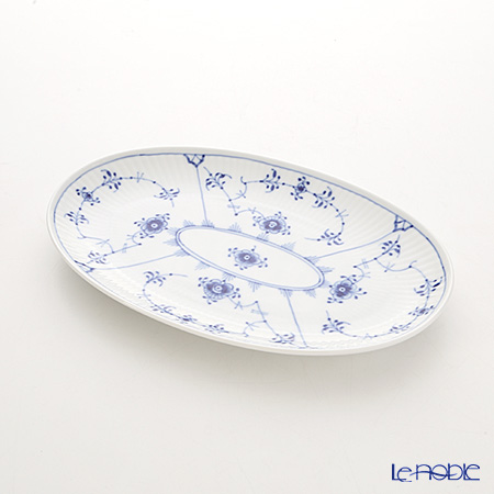 Royal Copenhagen 'Blue Fluted Plain' 1101356 Dish 23cm