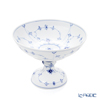 Royal Copenhagen Blue Fluted Plain Bowl on stand, 21 cm 1101428