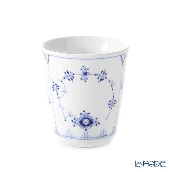 ロイヤルコペンハーゲン(Royal Copenhagen) ブルー フルーテッド プレイン スタイルカップ 300ml 1101499