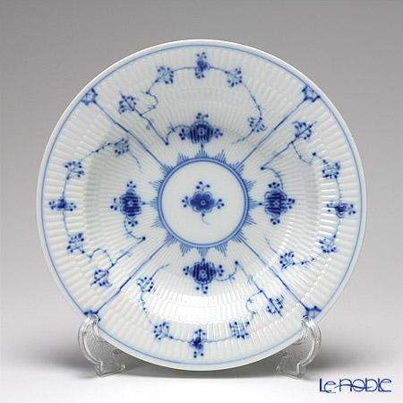 Royal Copenhagen Blue Fluted Plain Deep plate 21 cm 1101604