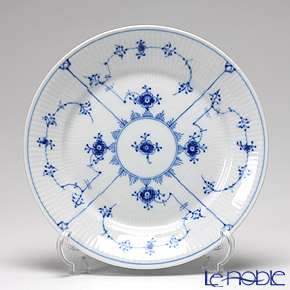 Royal Copenhagen Blue Fluted Plain Lunch plate 22 cm 1101622