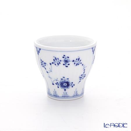 ロイヤルコペンハーゲン(Royal Copenhagen) ブルー フルーテッド プレイン エッグカップ 5cm 1101697/1016773