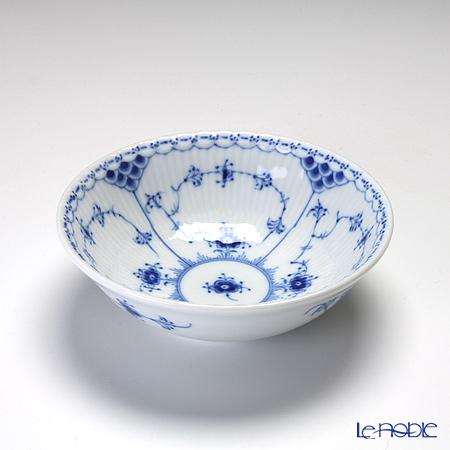ロイヤルコペンハーゲン(Royal Copenhagen) ブルー フルーテッド ハーフレース ボウル(S) 5.5×16cm 1102574/1017217
