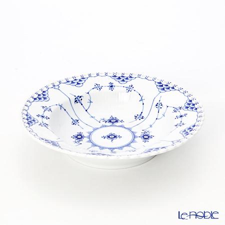 ロイヤルコペンハーゲン(Royal Copenhagen) ブルー フルーテッド フルレース プレート(ディープ) 23cm 1103605/1017236