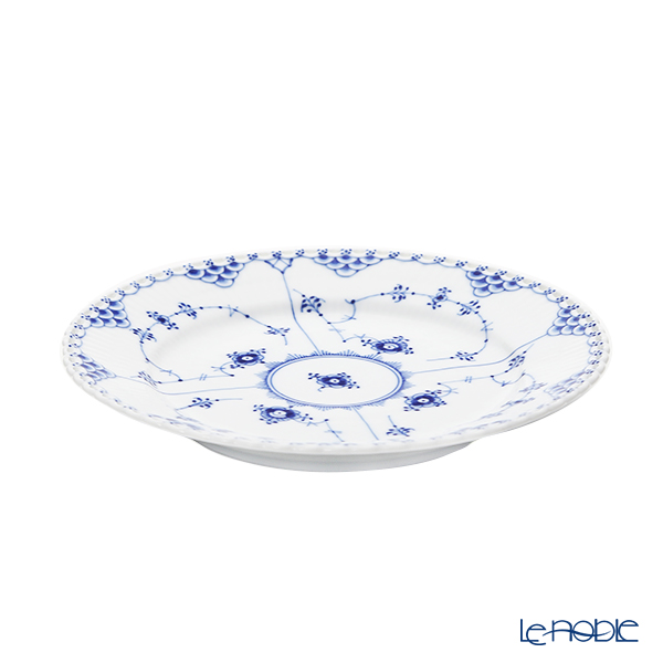 Royal Copenhagen 'Blue Fluted Full Lace' (openwork) Plate 20cm 1103620