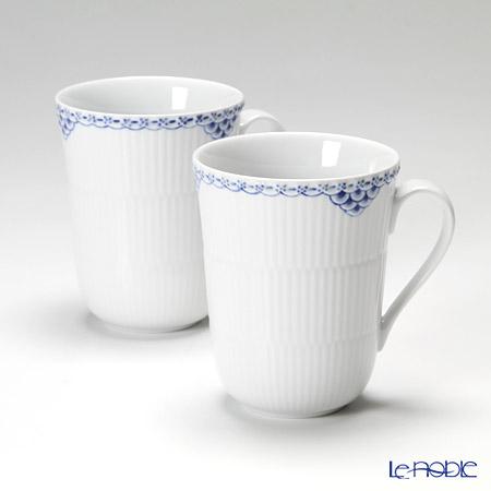 Royal Copenhagen Princess Mug 33 cl, 2-Pack 1104033