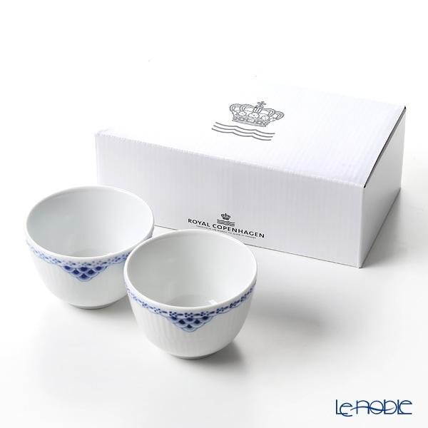 ロイヤルコペンハーゲン(Royal Copenhagen) プリンセス ブルーカップ ペア 150ml 1104047
