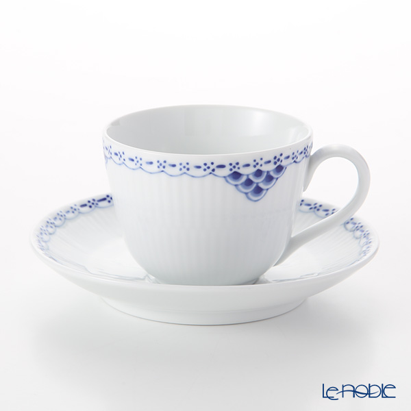 Royal Copenhagen 'Princess' 1104059/1020520 Cup & Saucer 200ml