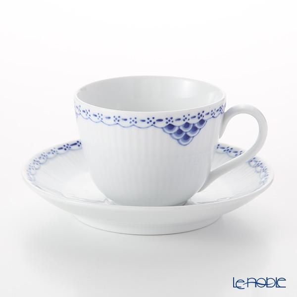 ロイヤルコペンハーゲン(Royal Copenhagen) プリンセス ブルー カップ&ソーサー 200ml 1104059