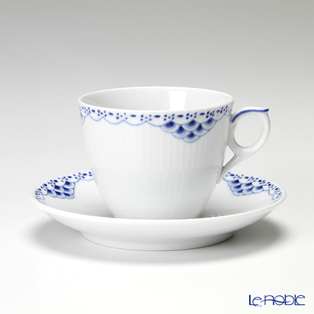 Royal Copenhagen 'Princess' 1104071/1017246 Coffee Cup & Saucer 170ml