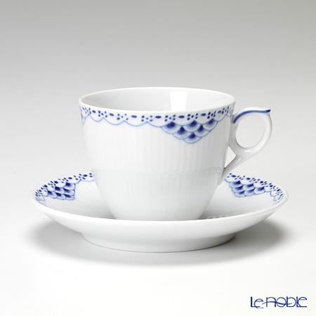 ロイヤルコペンハーゲン(Royal Copenhagen) プリンセス ブルー コーヒーカップ&ソーサー 170cc 1104071/1017246