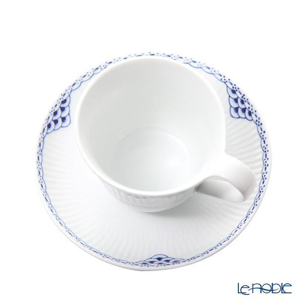 Royal Copenhagen Princess High handle cup & saucer 25 cl 1104092
