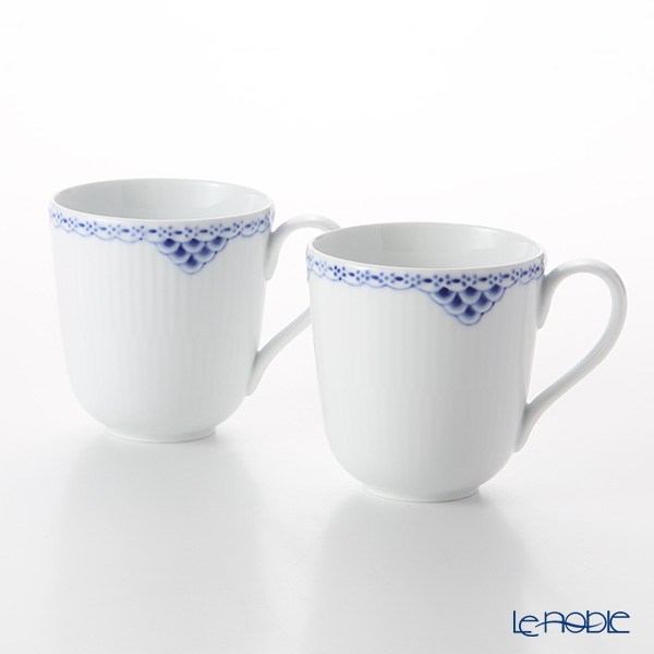 Royal Copenhagen 'Princess' 1104919/1020521 Mug 280ml (set of 2)
