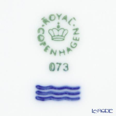 ロイヤルコペンハーゲン(Royal Copenhagen) ホワイト フルーテッド ハーフレースコーヒーカップ&ソーサー 170cc 1128071/1017276