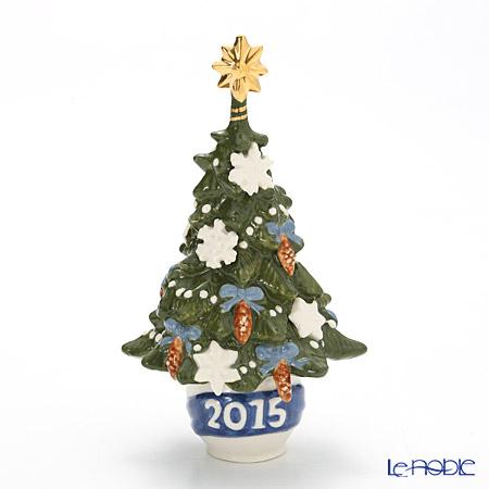 Royal Copenhagen Collectibles 2015 Annual Christmas tree, 14,3 cm 1249852