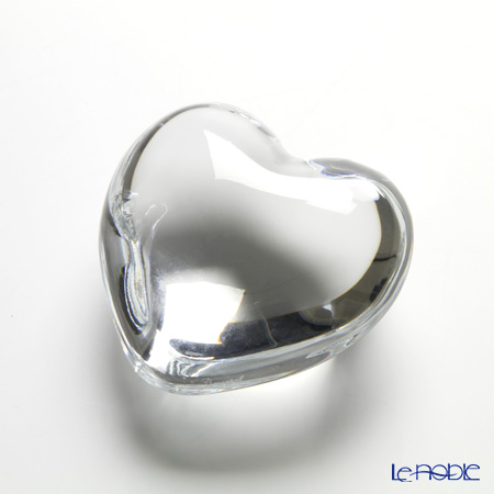 Baccarat 'Coeur - Amor' Clear 1761531 Cupid Heart Object H4cm