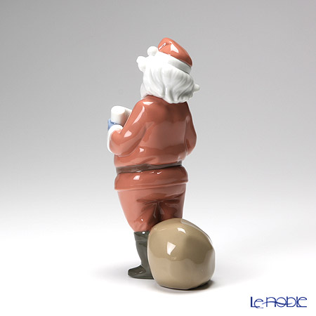 Nao 'Santa's Best Wishes' 02001399 Christmas Figurine H22.5cm