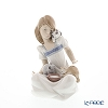 Nao 'Breakfast (Young Girl with Cats)' 02001569 Figurine H20cm