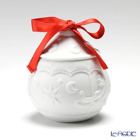 Nao 'Christmas Ball (Deco Snowflake)' 02001585 Ornament H9.5cm