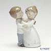 Nao 'Love is... Our Little Baby (Couple with Baby)' 02001742 Family Figurine H13cm