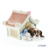 Nao 'Sweet Home (Couple Dogs Sleeping in House)' 02001748 Animal Figurine H14cm
