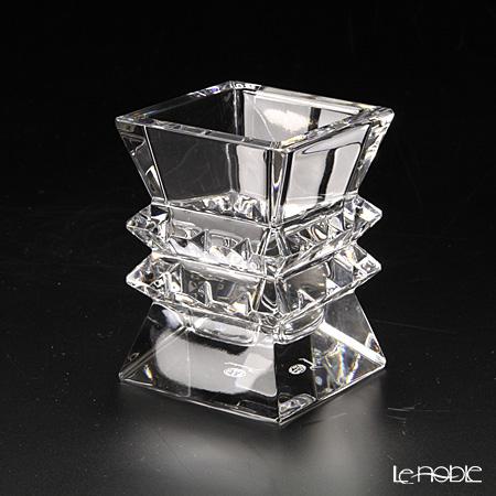 Baccarat 'Columbine' 2100928 Square Vase H9cm