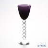 バカラ(Baccarat) ベガ 2-101-595ラインワイン 22.8cm パープル
