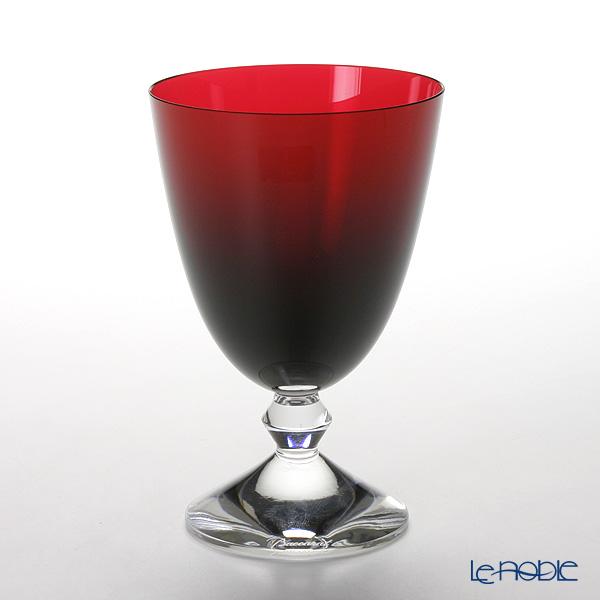 バカラ(Baccarat) ベガ 2-103-325スモールグラス 14cm レッド