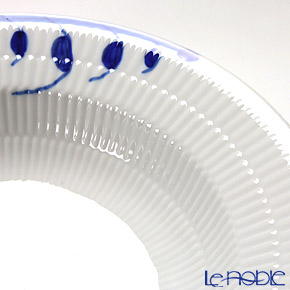Royal Copenhagen 'Blue Fluted Mega' 2386604 Deep Plate 21cm
