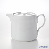 Royal Copenhagen White Fluted Teapot, 75 cl 2408129