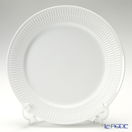 Royal Copenhagen White Plain Plate 27 cm 2408627