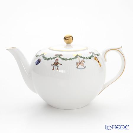Royal Copenhagen Star Fluted Christmas Teapot 120 cl 2503191