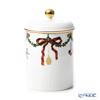 Royal Copenhagen 'Star Fluted Christmas' 2503175/1016966 Cookie Jar H16.5cm