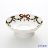 Royal Copenhagen 'Star Fluted Christmas' Footed Bowl 17.5xH6cm 2503427